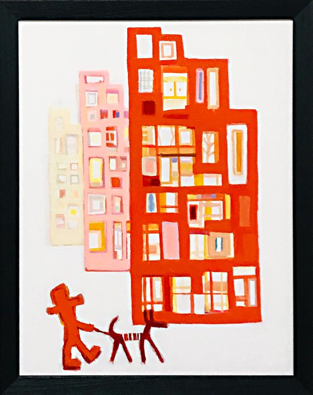 ON SALE | Building | 53 x 41 cm | 2020 | 求龍堂オンラインストア | 3331 Art Fair