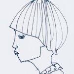 NEW | ドローイング x 紙 | 15 x 15 cm | 2021 #現代アート