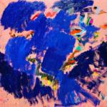 描きかけの絵   油彩 x キャンバス   72 x 91cm   2021 #絵画